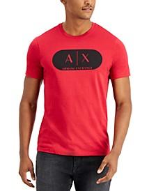 Horizontal Oval Logo T-Shirt