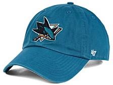 San Jose Sharks CLEAN UP Cap
