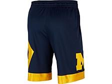 Michigan Wolverines Men's Knit Shorts