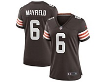 Cleveland Browns Baker Mayfield Women's Game Jersey