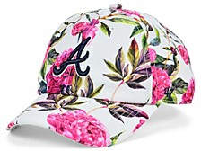 Atlanta Braves Girls Peony Clean Up Cap