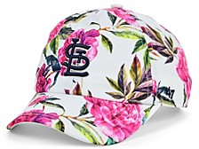 St. Louis Cardinals Girls Peony Clean Up Cap