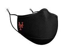 New York Mets Black Team Face Mask
