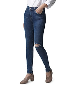 Rocket Ripped Mid-Rise Skinny Jeans