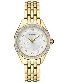 Women's Gold-Tone Bracelet Watch 29mm