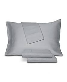 Ultra Lux Cotton 4 Pc. King Sheet Set, 800 Thread Count