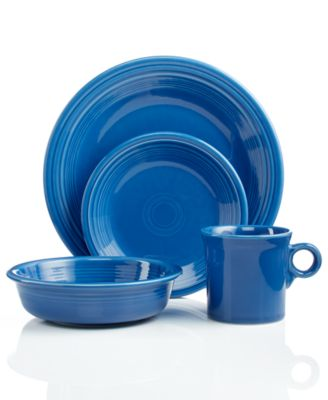 Lapis 4-Piece Place Setting