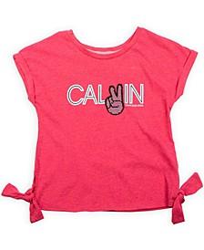 Big Girls Calvin Peace Tee