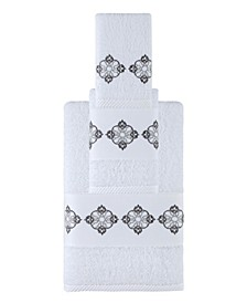 Amphora Collection Towel Sets of 3-Pack