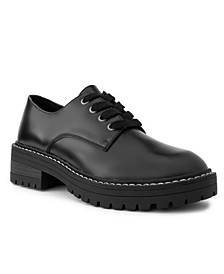Women's Kaelie Lace-Up Oxford Flats