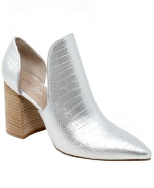 Women's Varro Cut-Out Booties Women's Shoes