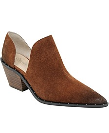 Women's Parson Cut-Out Booties