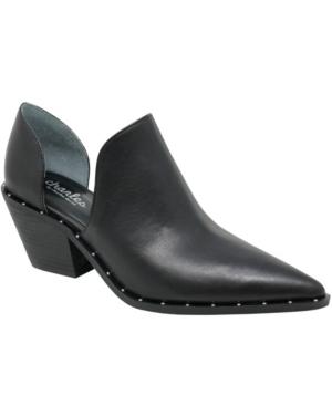 Women's Parson Cut-Out Booties Women's Shoes