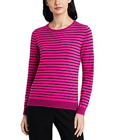 Chelsea Striped Sweater, Created For Macy's