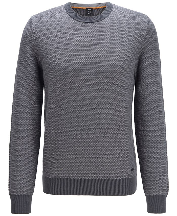 Hugo Boss - Men's Arubyno Regular-Fit Sweater