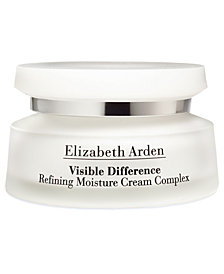 Elizabeth Arden Visible Difference Refining Moisture Cream Complex, 2.5 oz.