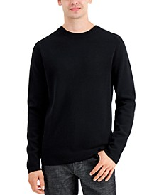 Men's Solid Milano Sweater, Created for Macy's
