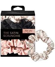 Assorted Satin Sleep Scrunchies