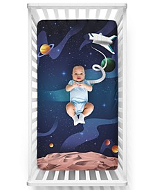 Space Explorer Crib Sheet