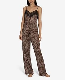 Women's Nala Printed Animal Cami Pajama Set
