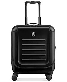 "Victorinox Spectra 2.0 21"" Extra Capacity Dual Access Carry On Hardside Spinner Suitcase"