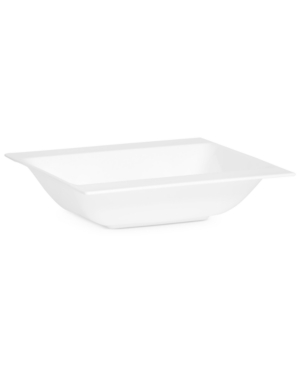 Mikasa Dinnerware Modern White Vegetable Bowl