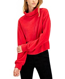 Cozy Turtleneck Top, Created for Macy's