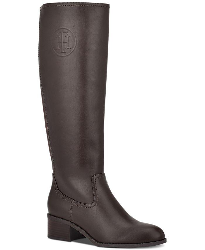 Tommy Hilfiger - Deelia Riding Boots