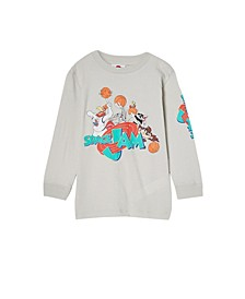 Toddler Boys Co Lab Long Sleeve T-Shirt