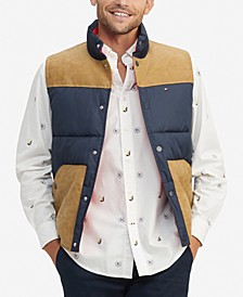 Men's Joshua Colorblocked Puffer Vest