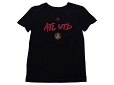 Atlanta United FC Big Boys Wordmark Goals T-Shirt