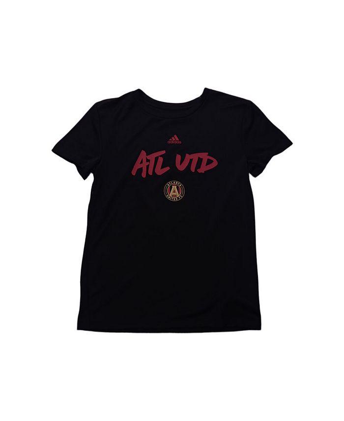 adidas - Atlanta United FC Big Boys Wordmark Goals T-Shirt