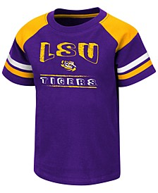 LSU Tigers Toddler Sleeve Stripe T-Shirt