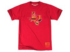 Houston Rockets Men's State Mash Up T-Shirt