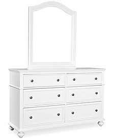 Roseville Kids Bedroom 6 Drawer Dresser