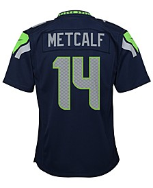 Youth Seattle Seahawks D.K. Metcalf Game Jersey