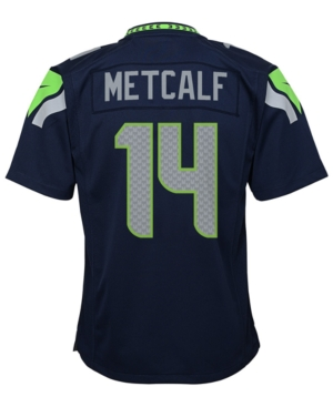 Nike Youth Seattle Seahawks D.k. Metcalf Game Jersey