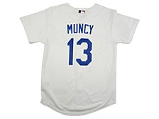 Youth Los Angeles Dodgers Max Muncy Official Player Jersey