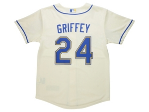 Nike Youth Seattle Mariners Official Player Jersey Ken Griffey Jr.