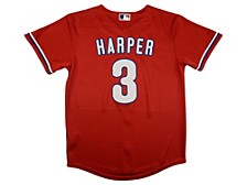 Youth Philadelphia Phillies Official Player Jersey - Bryce Harper