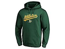 Oakland Athletics Men's Rookie Lockup Hoodie