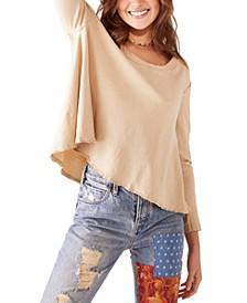 Peony Long-Sleeve T-Shirt