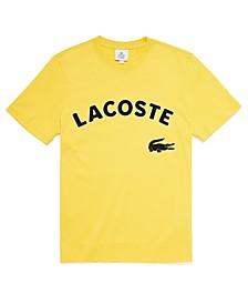 Men's Short-Sleeve Allover Print T-Shirt