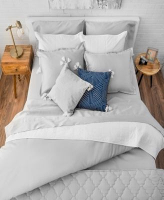 Piper Beaded Decorative Pillow, 18