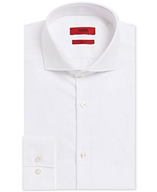 Men's Slim-Fit Cotton Shirt