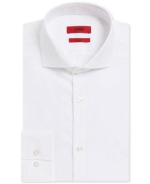 Men's Slim-Fit Cotton Shirt