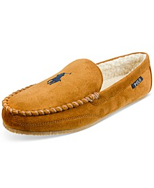 Men's Dezi Polo Pony Slippers