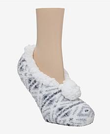 Women's Lounge Ballerina Slipper Socks