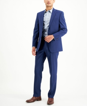 Calvin Klein Men's Slim Fit 2-Piece Suits