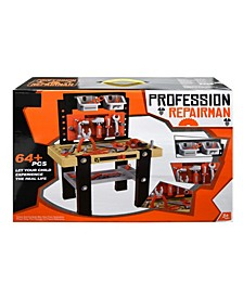 Toy Tools Workbench Workshop Playset (33% Off) -- Comparable Value $29.99